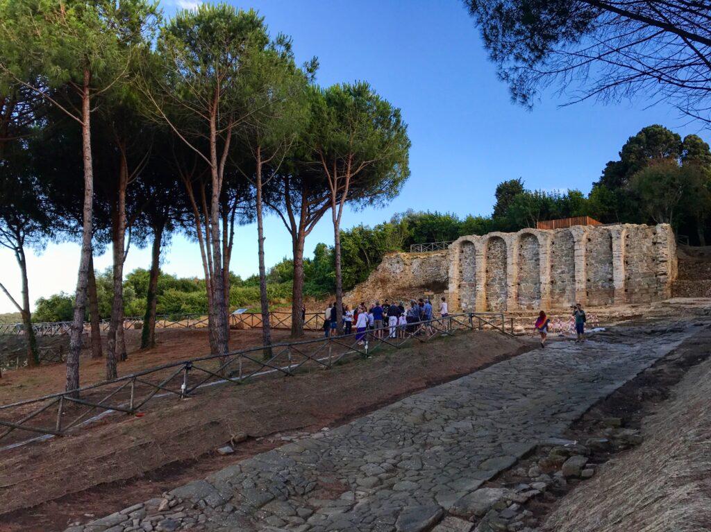 Parco archeologico di baratti e populonia Acropoli