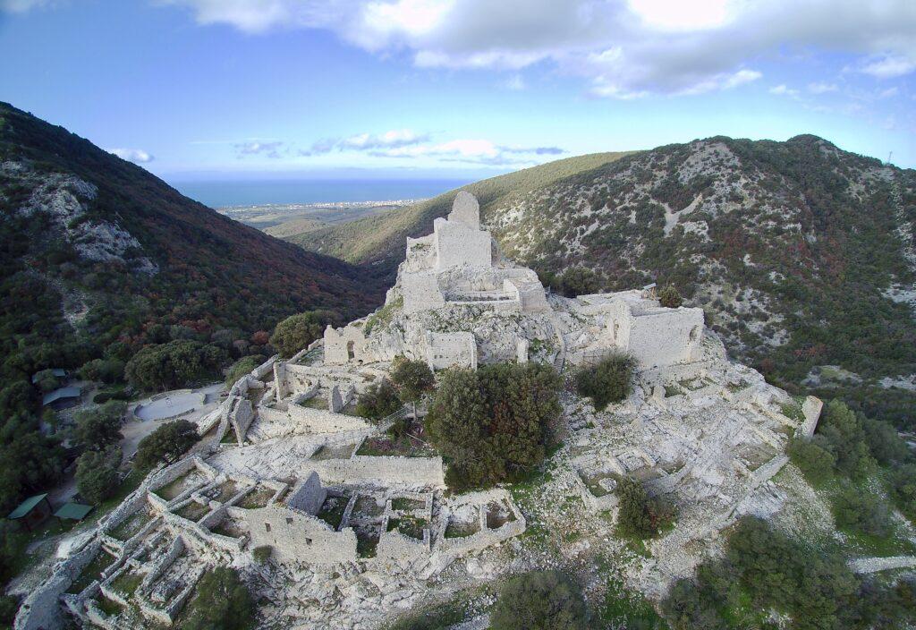 Rocca San Silvestro parco Campiglia