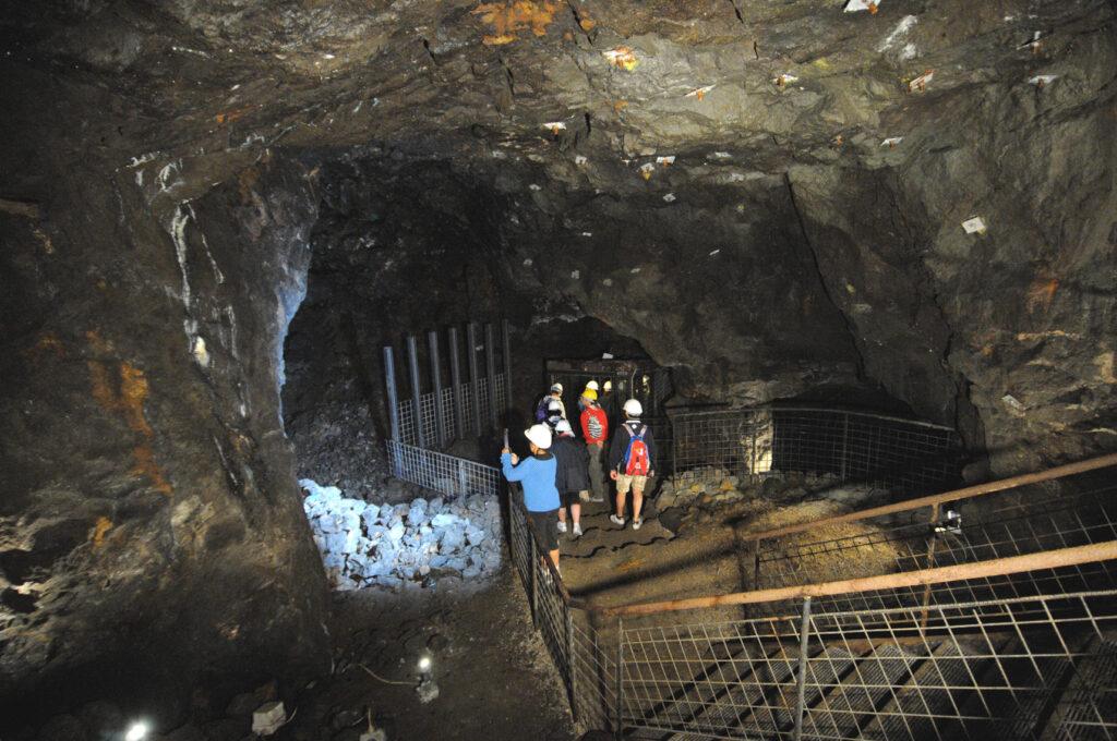 Miniera del Temperino Parco archeominerario San Silvestro Campiglia