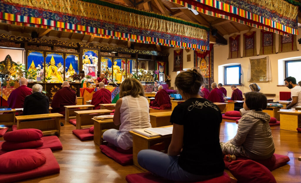 Pomaia Istituto Lama Tzong Khapa