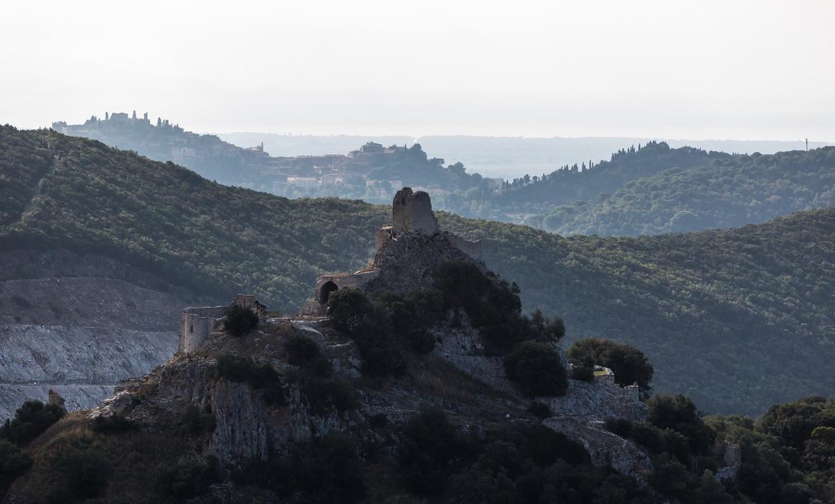 Rocca San Silvestro Campiglia Marittima