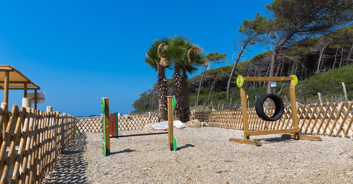 Dog beach Costa degli Etruschi