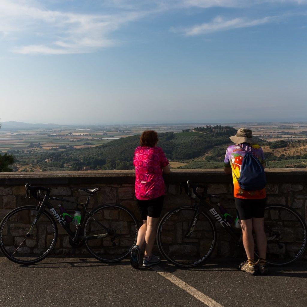 Sport biking costa degli etruschi