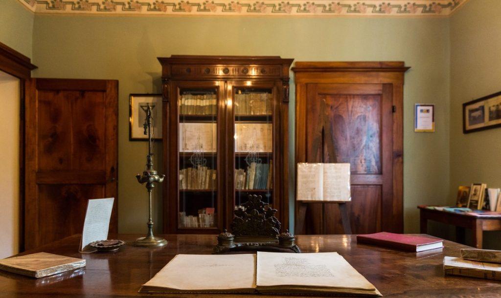 Museo Casa Carducci Castagneto