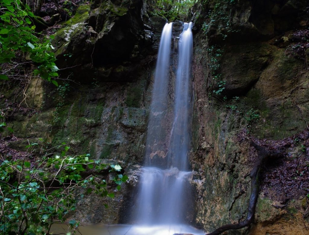 cascata giardino scornabecchi
